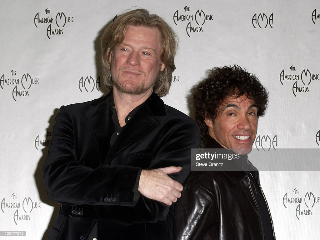 Daryl Hall And John Oates Of Hall Oates During 31st Annual