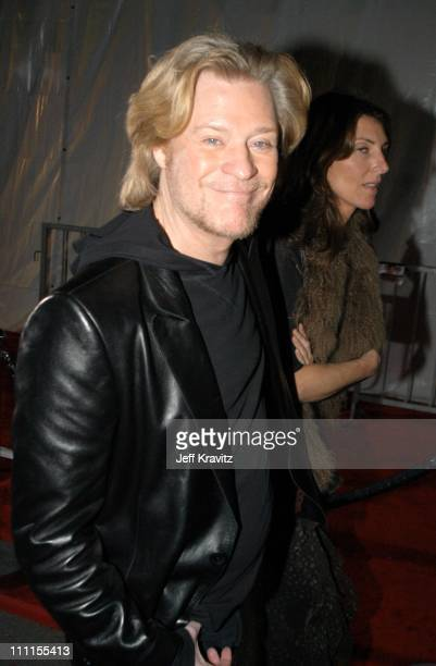 Daryl Hall during The 30th Annual American Music Awards Backstage Party at Shrine Auditorium in Los Angeles California United States