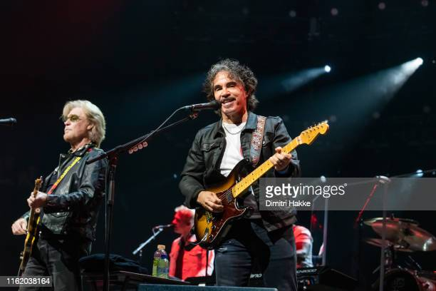 Daryl Hall John Oates perform at the North Sea Jazz Festival at Rotterdam Ahoy on July 14 2019 in Rotterdam Netherlands