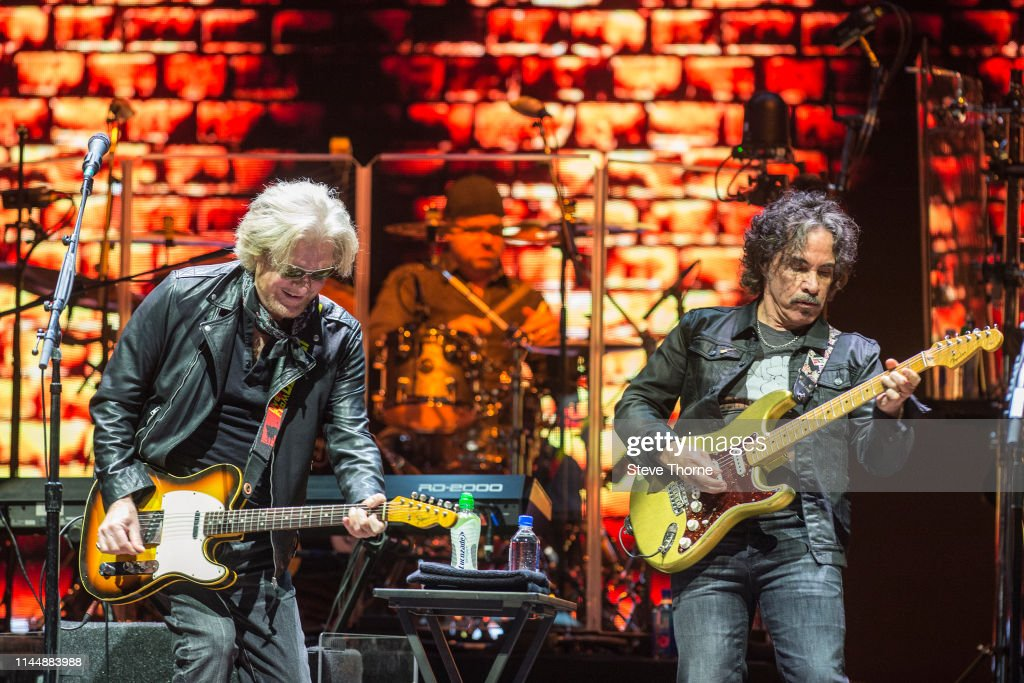 GBR: Hall & Oates Perform At Resorts World Arena Birmingham