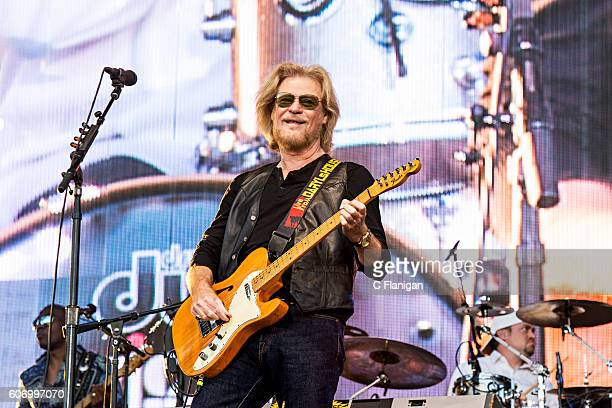 Daryl Hall of Daryl Hall John Oates performs on the Sunset Cliffs Stage during the 2016 KAABOO Del Mar at the Del Mar Fairgrounds on September 16...