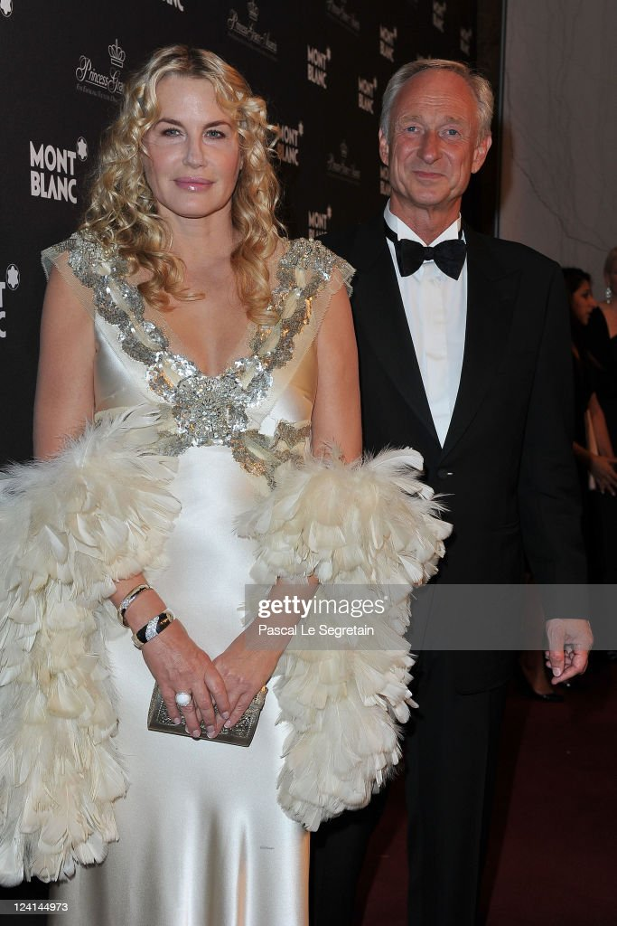 "Red Carpet Arrivals - Montblanc ""Collection Princesse Grace de Monaco"" World Premiere Presentation"