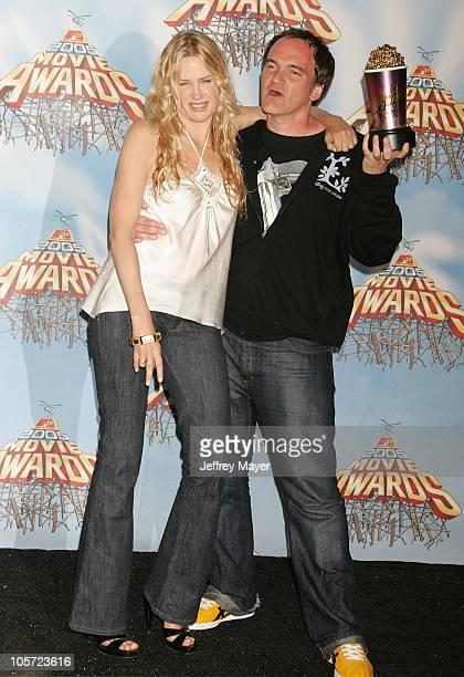 Daryl Hannah and Quentin Tarantino winners of Best Fight for Kill Bill Vol 2