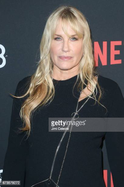 Daryl Hannah attend the Season 2 Premiere of Netflix's Sense8 at AMC Lincoln Square Theater on April 26 2017 in New York City