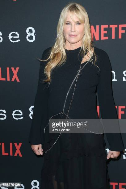 Daryl Hannah attend the Season 2 Premiere of Netflix's 'Sense8' at AMC Lincoln Square Theater on April 26 2017 in New York City