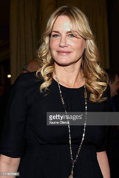 Daryl Hannah attends Mostra de Valencia Film Festival 2011 on April 7 2011 in Valencia Spain