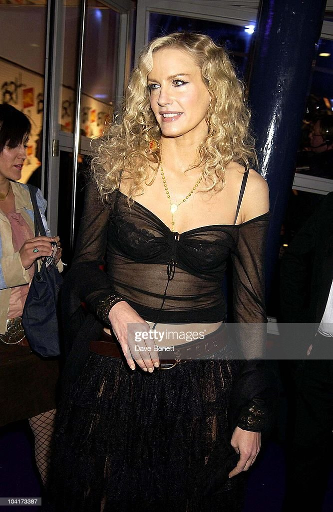 Daryl Hannah, Brit Awards 2002 At Earls Court, London