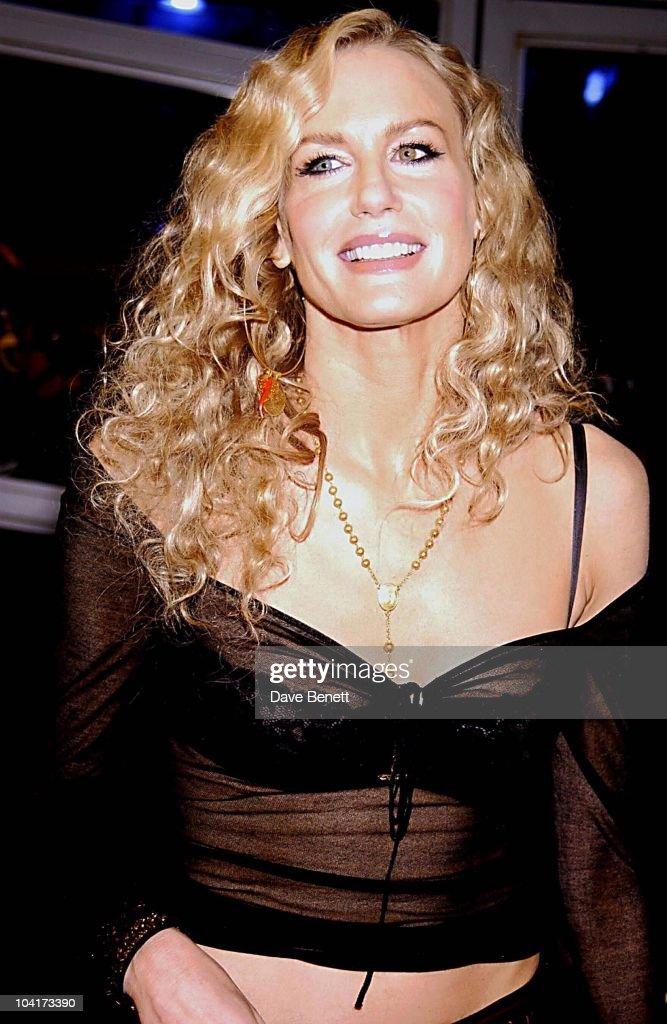 Daryl Hannah, Brit Awards 2002 At Earls Court, London