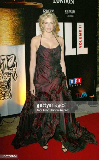 Daryl Hannah during 2004 Cannes Film Festival Kill Bill Vol2 After Party in Cannes France