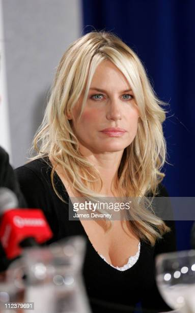 Daryl Hannah during 2004 Toronto International Film Festival Silver City Press Conference at Four Seasons in Toronto Ontario Canada