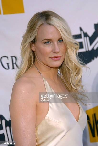 Daryl Hannah during 2004 VH1 Divas Benefitting The Save The Music Foundation Red Carpet at The MGM Grand in Las Vegas Nevada United States