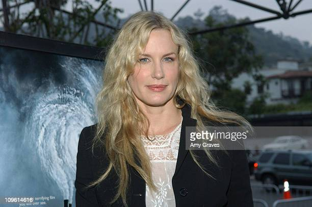 Daryl Hannah during An Inconvenient Truth Los Angeles Premiere Red Carpet at Directors Guild of America in Los Angeles California United States