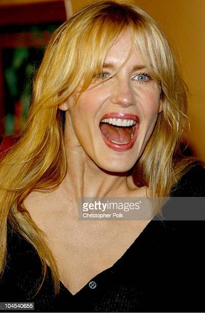 Daryl Hannah during 'Frida' Premiere Arrivals at Los Angeles County Museum of Art in Los Angeles CA United States