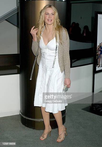 Daryl Hannah during 'Keeping Up With The Steins' Los Angeles Premiere Arrivals at Pacific Design Center in West Hollywood California United States