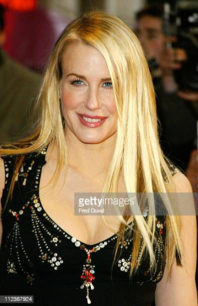 Daryl Hannah during Kill Bill Vol 2 London Premiere Arrivals at Empire Leicester Square in London Great Britain