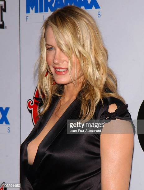 Daryl Hannah during Kill Bill Vol 2 World Premiere Arrivals at ArcLight Cinerama Dome in Hollywood California United States