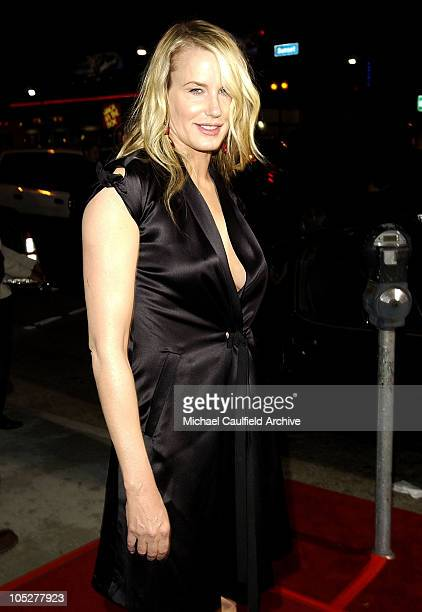 Daryl Hannah during Kill Bill Vol 2 World Premiere Red Carpet at Arclight Cinerama Dome in Hollywood California United States