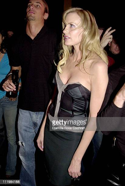 Daryl Hannah during Kill Bill Volume 1 New York City Premiere After Party at Noche in New York City New York United States