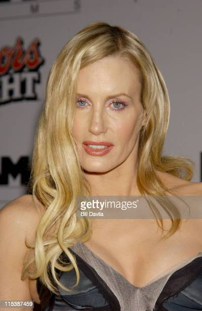 Daryl Hannah during Kill Bill Volume 1 New York Premiere and After Party at Ziegfeld Theater in New York City New York United States