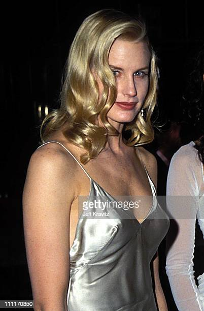 Daryl Hannah during Sunset Blvd Los Angeles Premiere in Los Angeles California United States