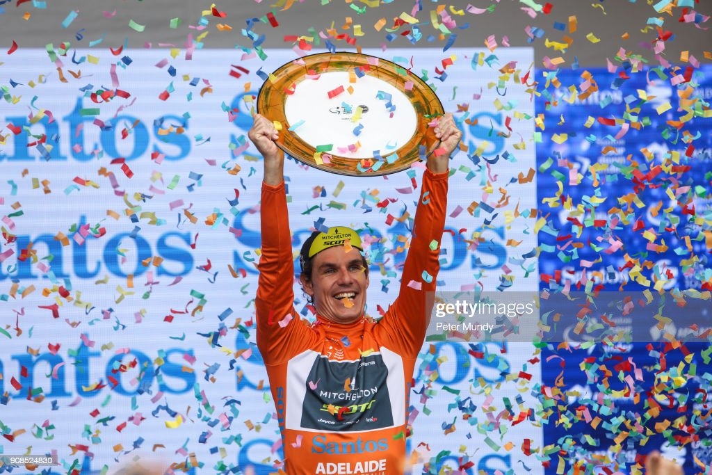 Sport: Santos Tour Down Under Stage 6. : ニュース写真