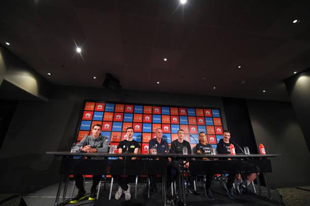 AUS: 22nd Santos Tour Down Under 2020 - Press Conference