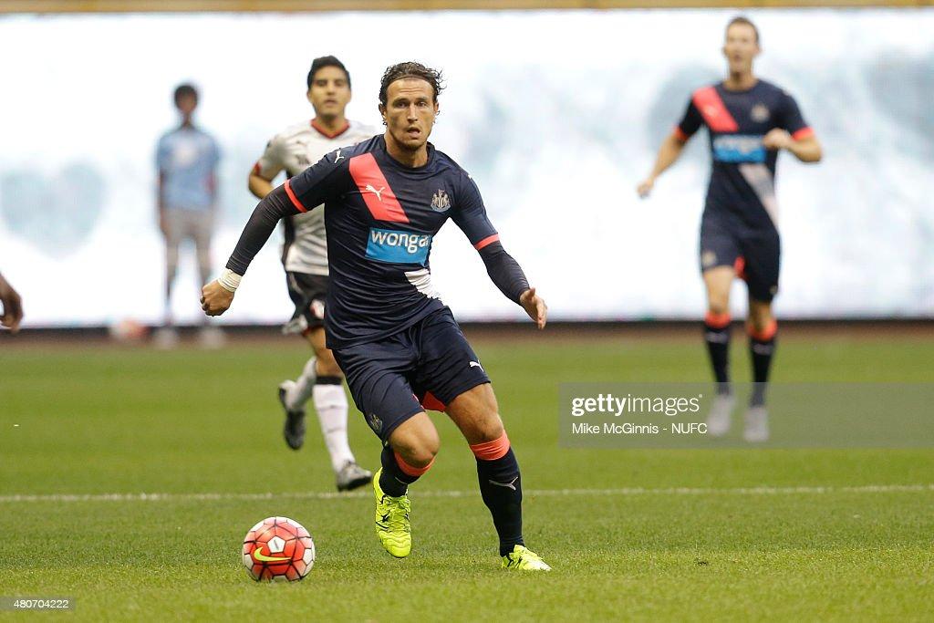 Club Atlas v Newcastle United: Pre-Season Friendly : News Photo