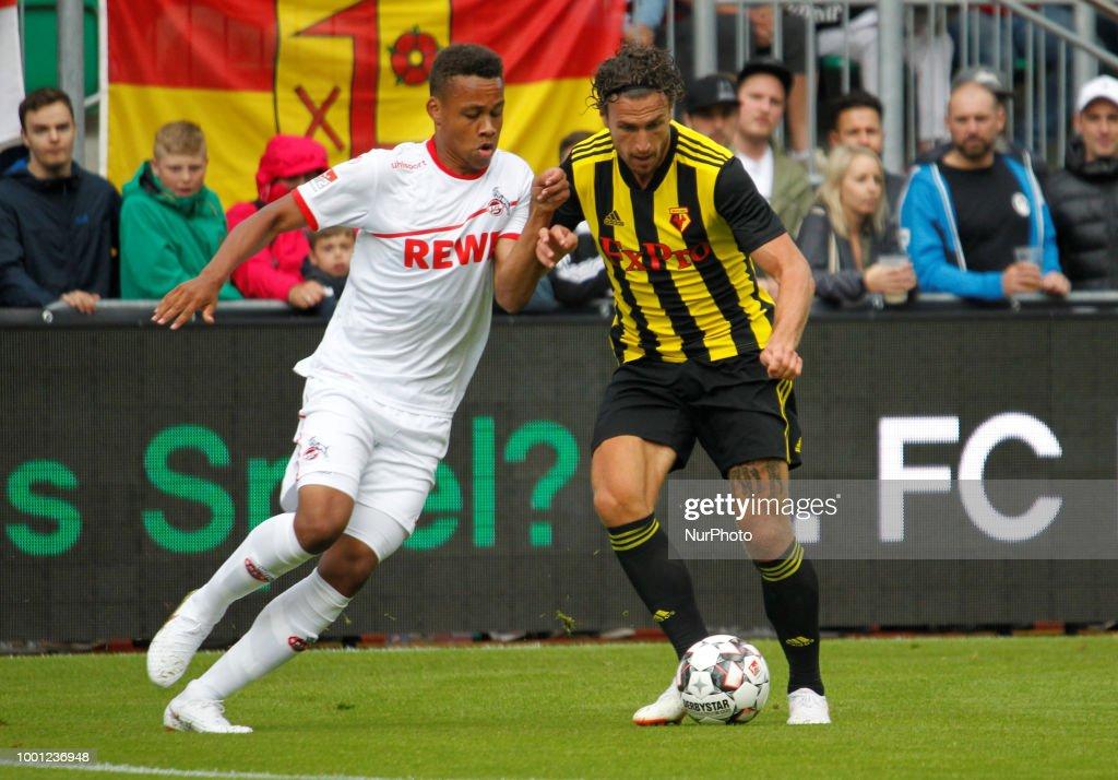 FC Koeln v Watford - Pre-Season Friendly