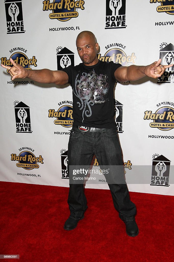 Daryl McDaniels of Run DMC attends Clarence Clemons Classic Benefitting Homesafe at Seminole Hard Rock Hotel on May 8, 2010 in Hollywood, Florida.