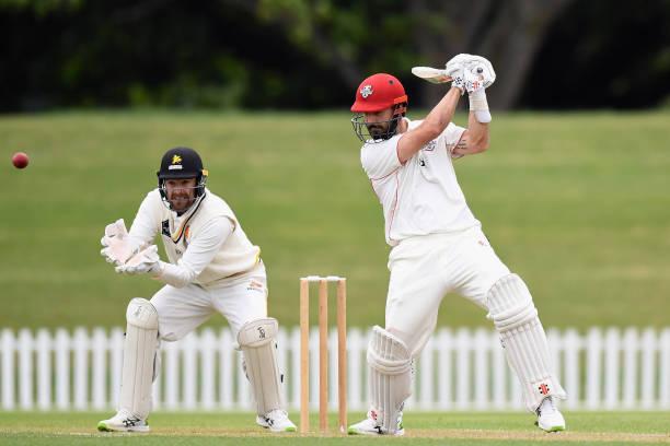 NZL: Plunket Shield - Canterbury v Wellington: Day 2