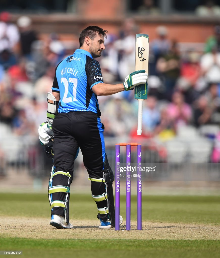 GBR: Lancashire v Worcestershire - Royal London One Day Cup