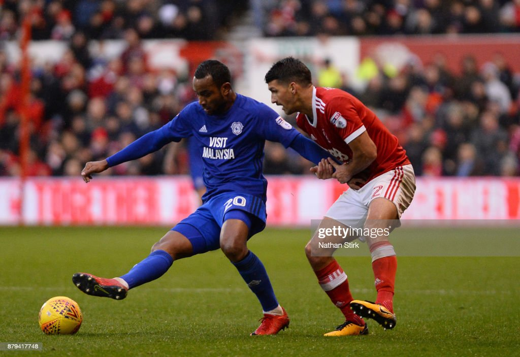Nottingham Forest v Cardiff City - Sky Bet Championship