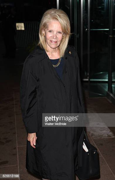 Daryl Roth attending the Memorial To Honor Marvin Hamlisch at the Peter Jay Sharp Theater in New York City on 9/18/2012