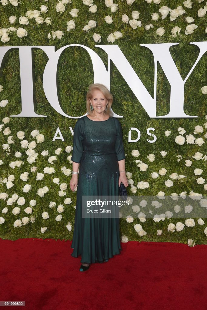 Daryl Roth attends the 2017 Tony Awards at Radio City Music Hall on June 11, 2017 in New York City.