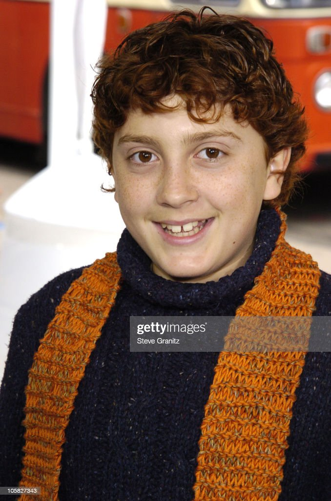 """The Polar Express"" Los Angeles Premiere - Arrivals"