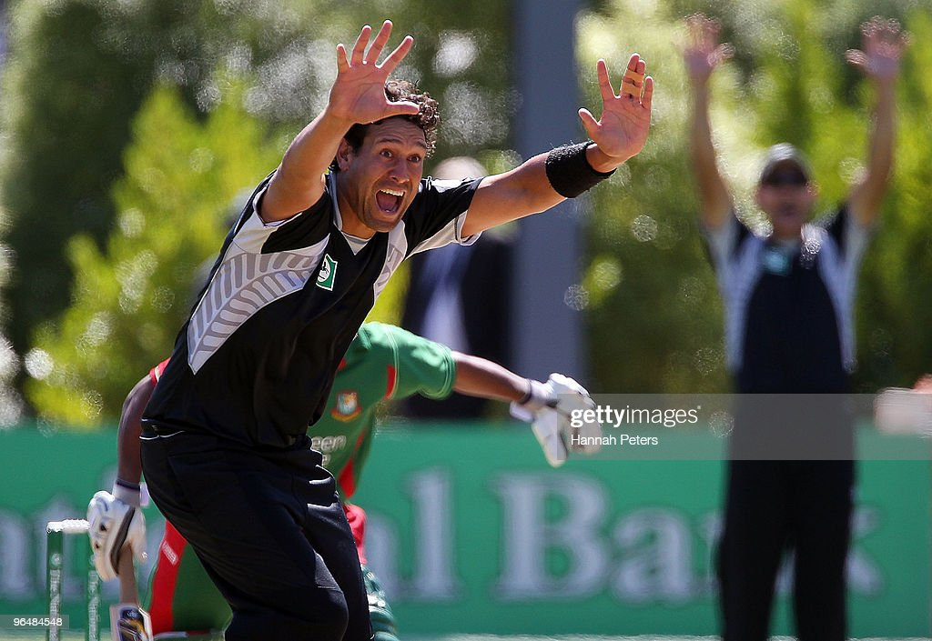 New Zealand v Bangladesh - 2nd ODI