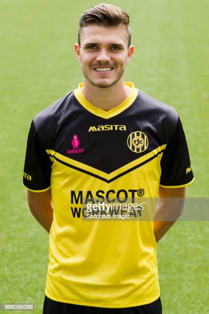 Daryl Werker of Roda JC during the Photocall Roda JC at the Parkstad Limburg Stadium on July 12 2018 in Kerkrade Netherlands