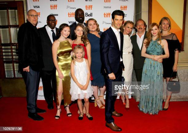 Daryle Lamont Jenkins Zoe Colletti Colbi Gannett Kylie Rogers Mike Colter Danielle Macdonald Guy Nattiv Trudie Styler Bill Camp Jamie Ray Newman and...