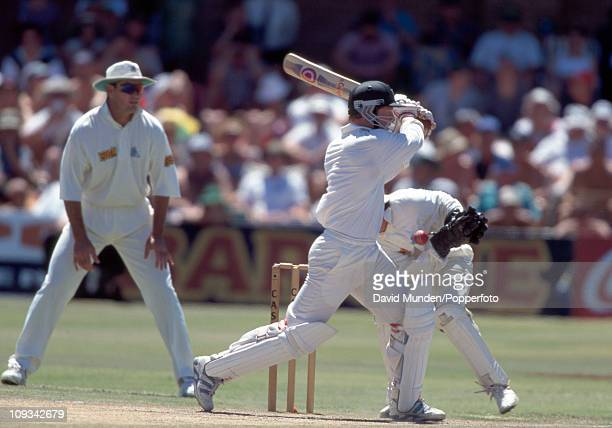 Daryll Cullinan batting for South Africa during the 4th Test match between South Africa and England at St George's Park cricket ground in Port...