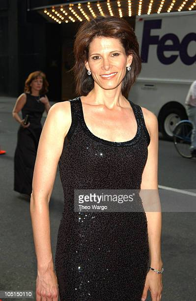 Daryn Kagan during 2003 Gracie Allen Awards Gala American Women in Radio and Television at The New York Hilton Hotel in New York City New York United...