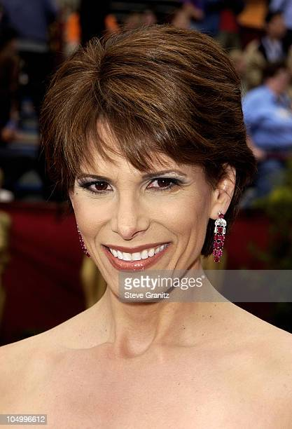 Daryn Kagan during The 74th Annual Academy Awards Arrivals at Kodak Theater in Hollywood California United States