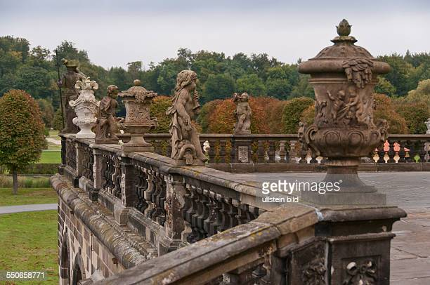 Das auf ein Jagdhaus des 16 Jahrhunderts zurückgehende Jagdschloss Moritzburg erhielt seine heutige Gestalt im 18 Jahrhundert unter August dem...