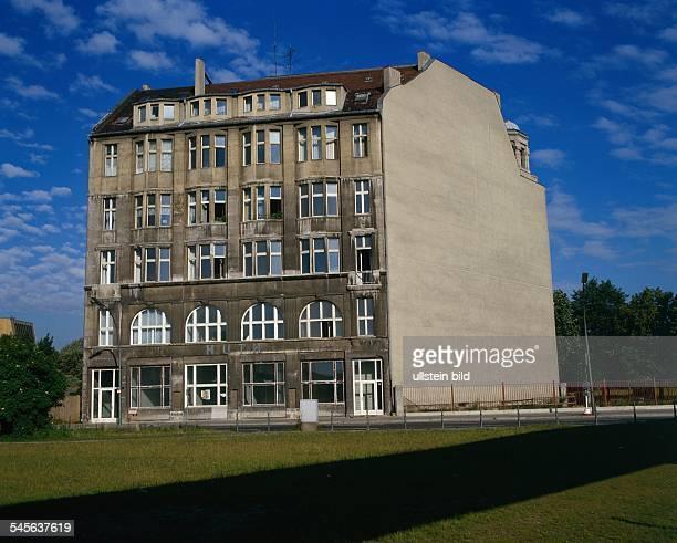 Das ehemalige 'Weinhaus Huth'am Potsdamer Platz