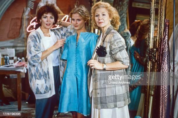 Das Erbe der Guldenburgs Fernsehserie Deutschland 1986 1988 Folge Die krumme Tour Darsteller Iris Berben Katharina Böhm Christiane Hörbiger
