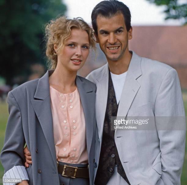 Das Erbe der Guldenburgs Fernsehserie Deutschland 1986 1988 Folge Die große Versuchung Darsteller Katharina Böhm Christopher Buchholz