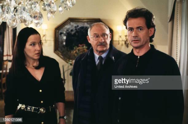Das Geständnis, D 1993, Regie: Gero Erhardt, EVA KRYLL, ROLF SCHIMPF, GERD BÖCKMANN.