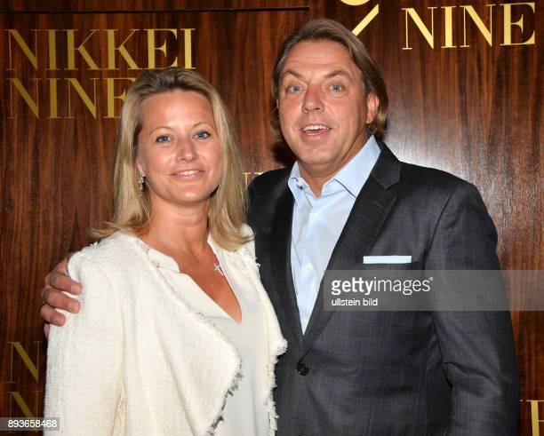 Das Hotel Vier Jahreszeiten Hamburg eroeffnet am 21November 2016 das NIKKEI NINE ein neues Designrestaurant mit innovativem Kuechenkonzept Gaeste...