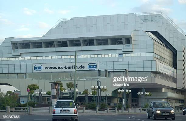 Das Internationale Congrss Centrum ICC in Berlin