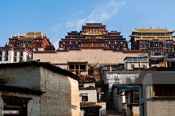 Das Kloster Gandem Sumtseling