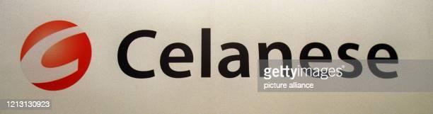 Das Logo des Chemie-Unternehmens Celanese AG . Die Celanese AG soll nach ihrer Gründung am 22. Oktober die Chemieaktivitäten der Hoechst AG...